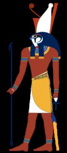 220px-Horus_standing.svg